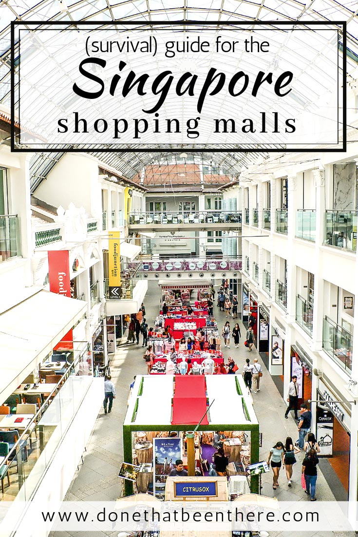 Bugis Junction shopping mall