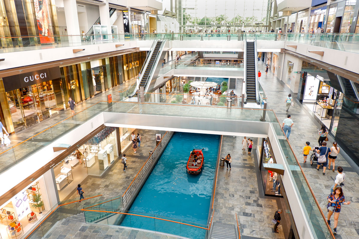 Singapore Shopping Malls Survival Guide Miss Travel Clogs
