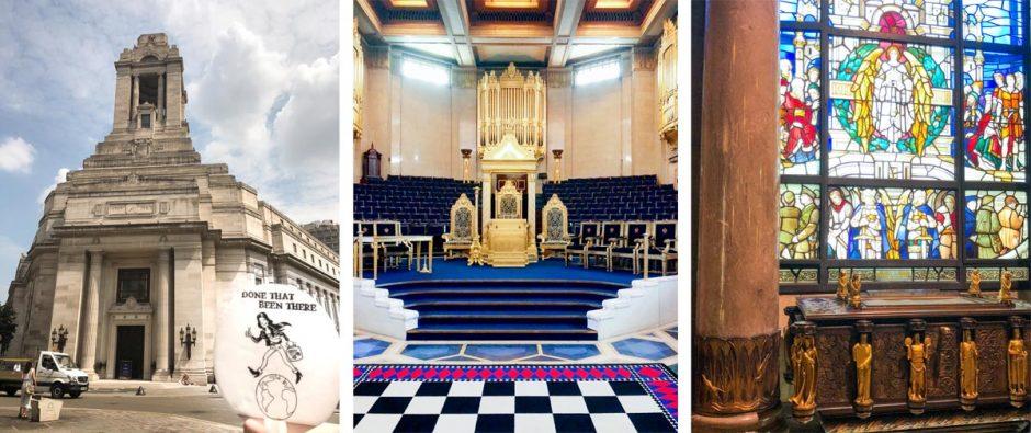 visit Freemasons' Hall London Covent Garden