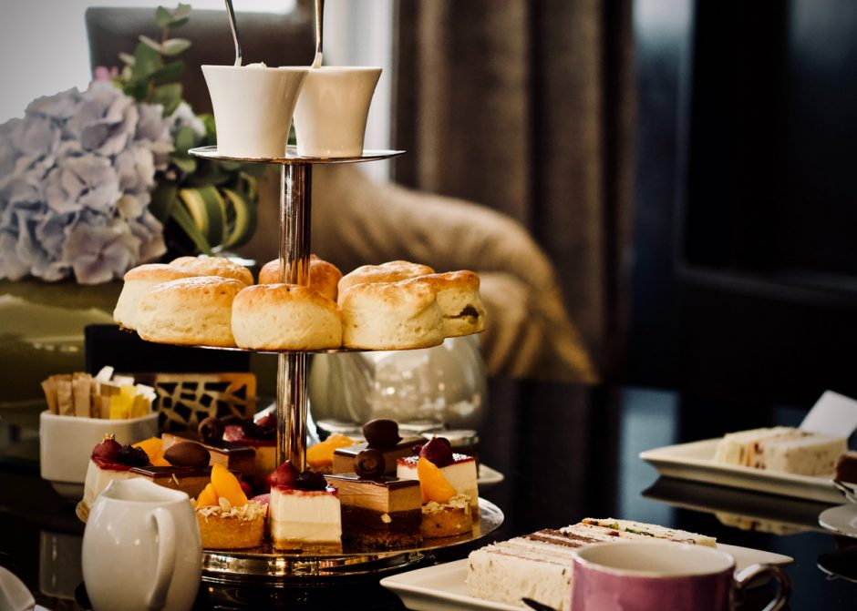 Fortnum and Mason is one of the best places for afternoon tea in London