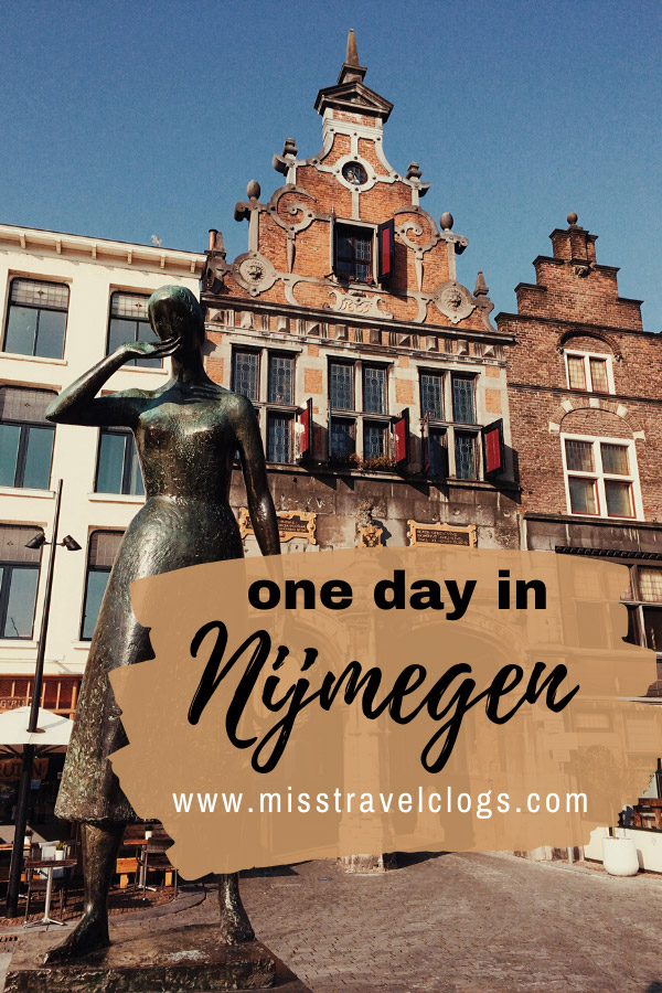 save these tips for one day in Nijmegen on Pinterest