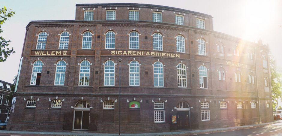 Catch live music in Den Bosch, the Netherlands, at music venue Willem Twee