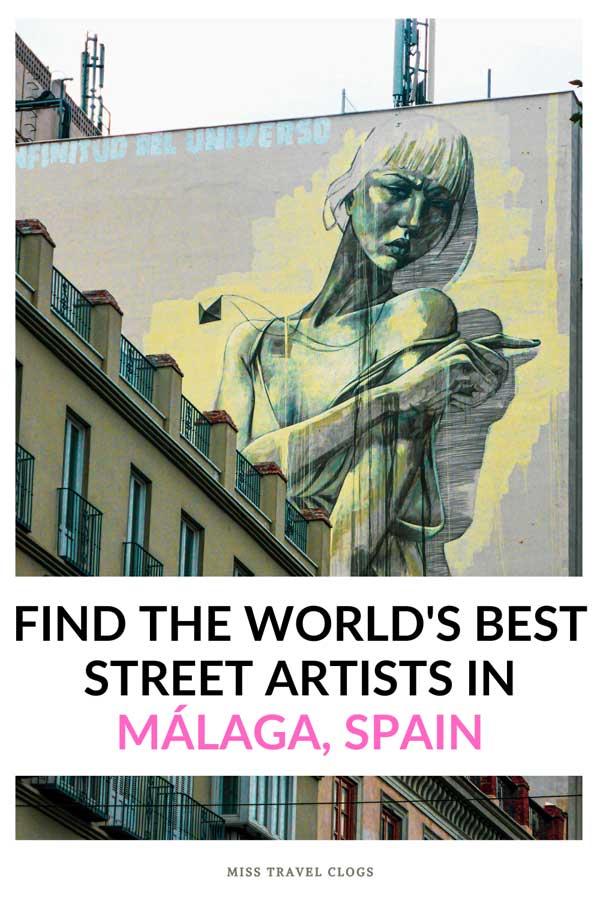 MAUS Málaga street art