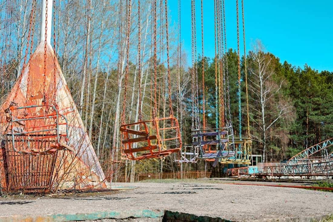 Step Inside Some Of The World S Creepiest Abandoned Amusement Parks